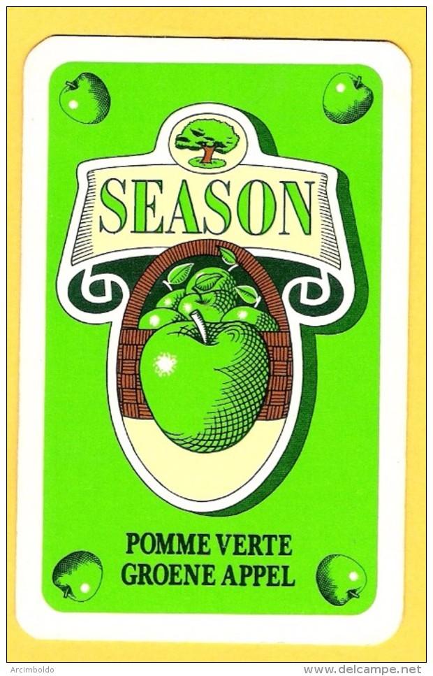 Dos De Carte : Season Pomme Verte Groene Appel Savon Lessive - Kartenspiele (traditionell)