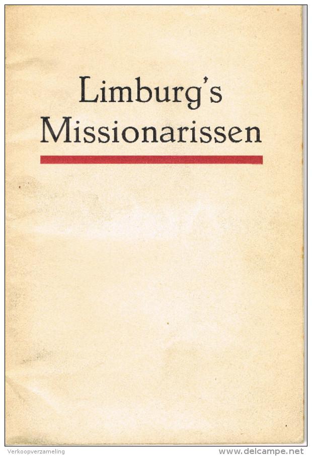 Limburg's Missionarissen 1930 30 Blz - Livres, BD, Revues
