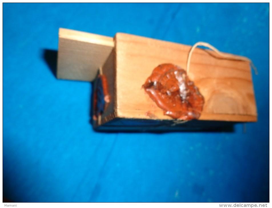 Boite D´expedition Bijoutier 8.5 X 6.5cm Environ - Autres