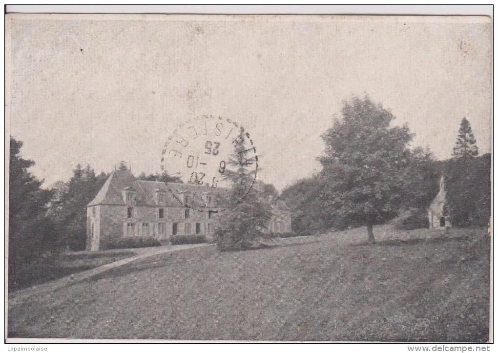 """29 FINISTÈRE ROSPORDEN """"  Château De Kerminy  """"  N° - France"""