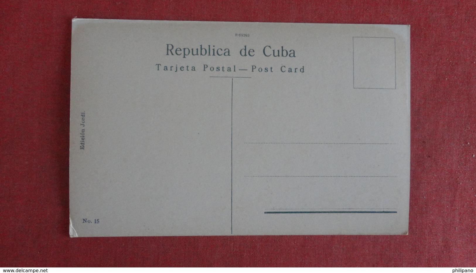 Cuba Habana  Cabana Fortress---- Ref 2419 - Cuba