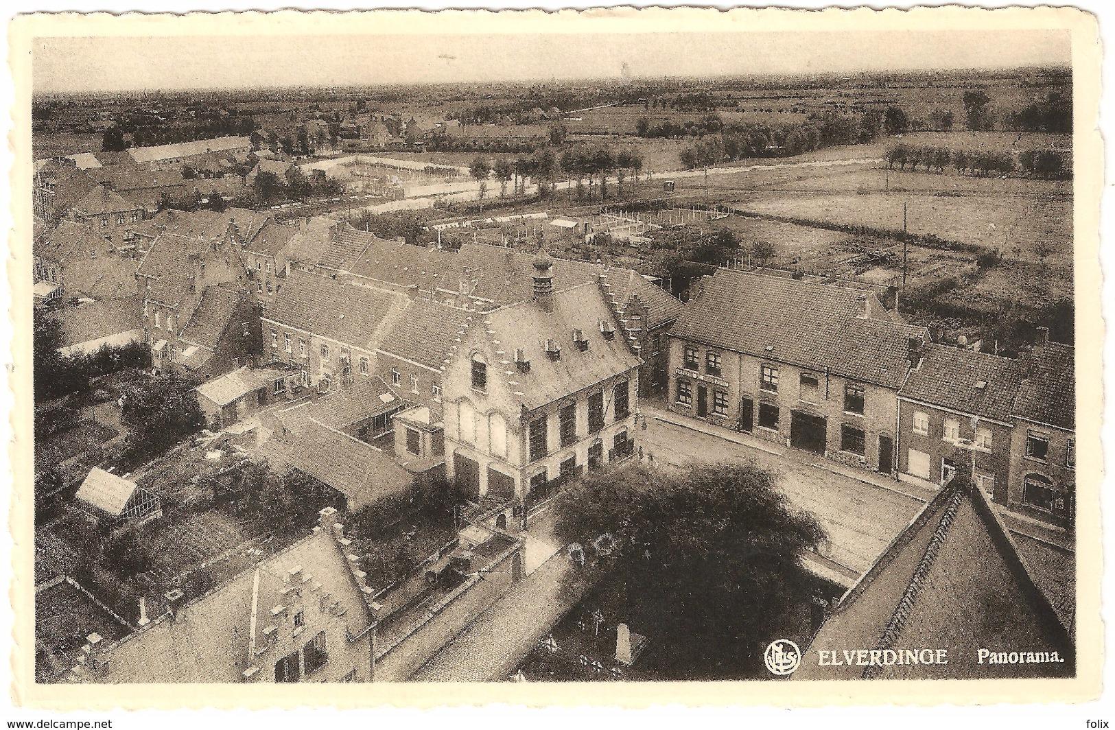 Elverdinge - Panorama - Ieper