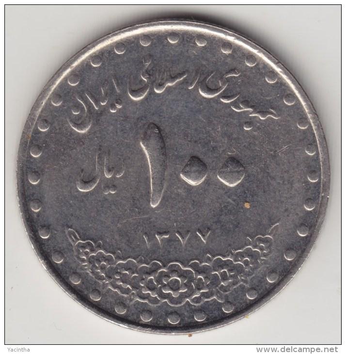 @Y@    Iran  / Perzië    100 Rials   1377     (4264) - Iran