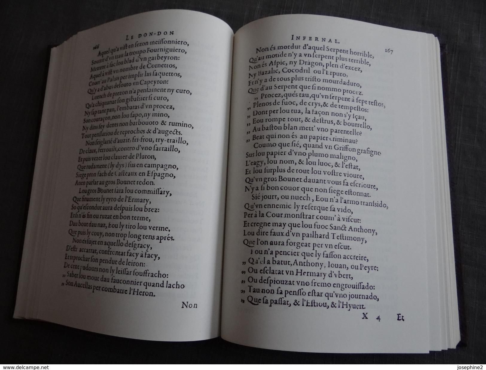 Obros Et Rimos Provenssalos. Louis Bellaud De La Bellaudière - Poetry