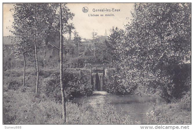 Genval-les-Eaux - L'écluse Au Moulin (Nels, Degraux,1907) - Rixensart