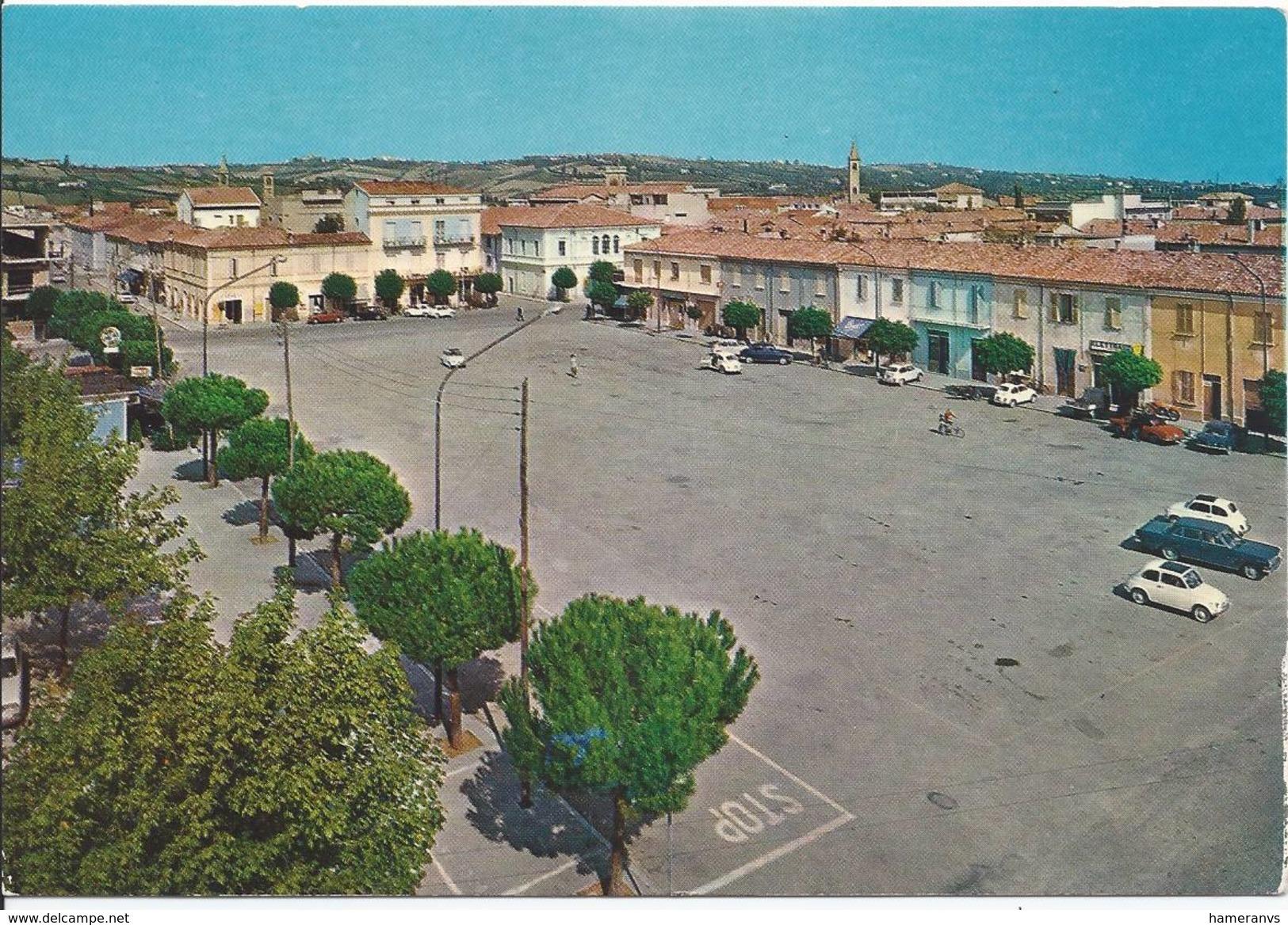 Morciano Di Romagna - Piazza Risorgimento - H3284 - Rimini