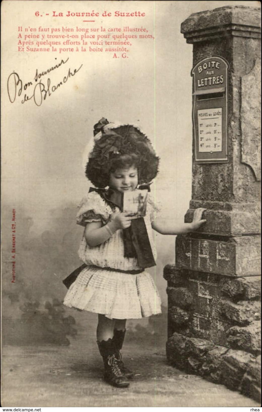 POUPEES - Fantaisie - Jouets - Fantaisie Enfants - Très Belle Série De 8 Cartes - Jeux Et Jouets