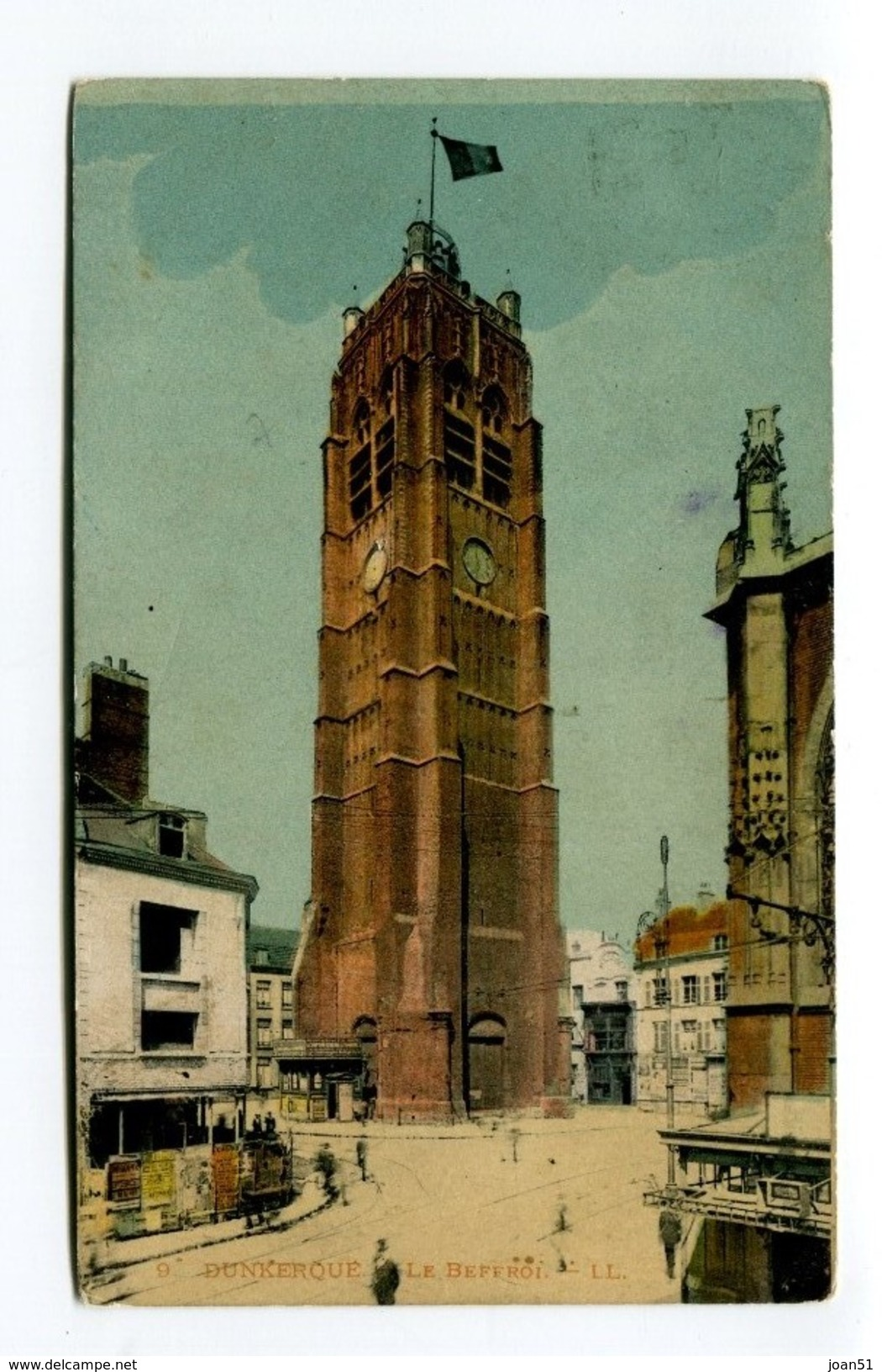 CP23 DUNKERQUE   LE BEFFROI - Dunkerque
