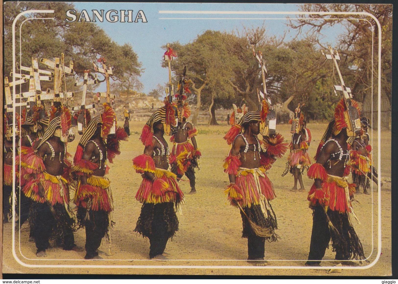 °°° 82 - MALI - DANSEURS DOGON - 1984 °°° - Mali