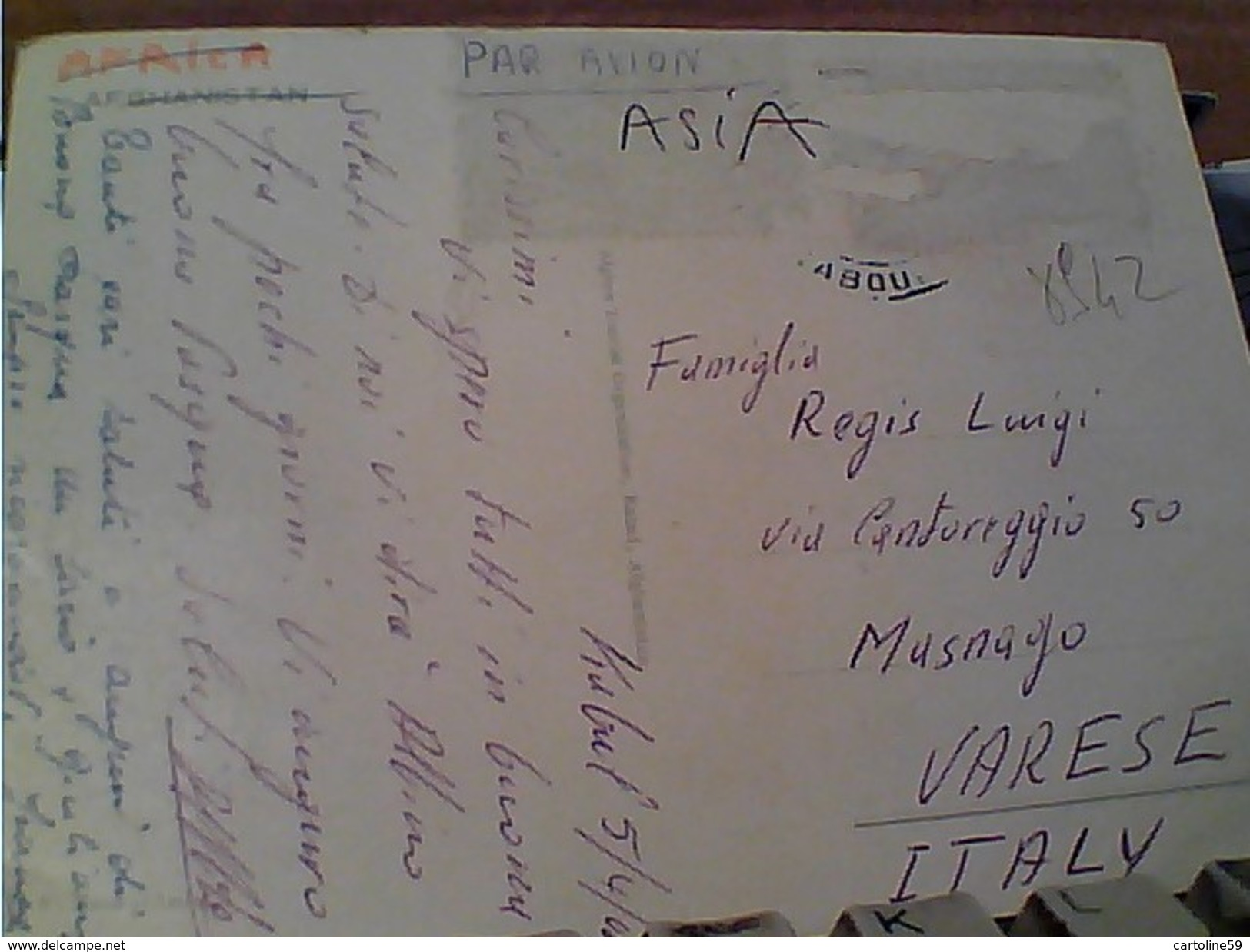 AFGHANISTAN, AFGHANE, BAND-I-AMIR LES CHUTES  V1968 FV8942 - Afghanistan