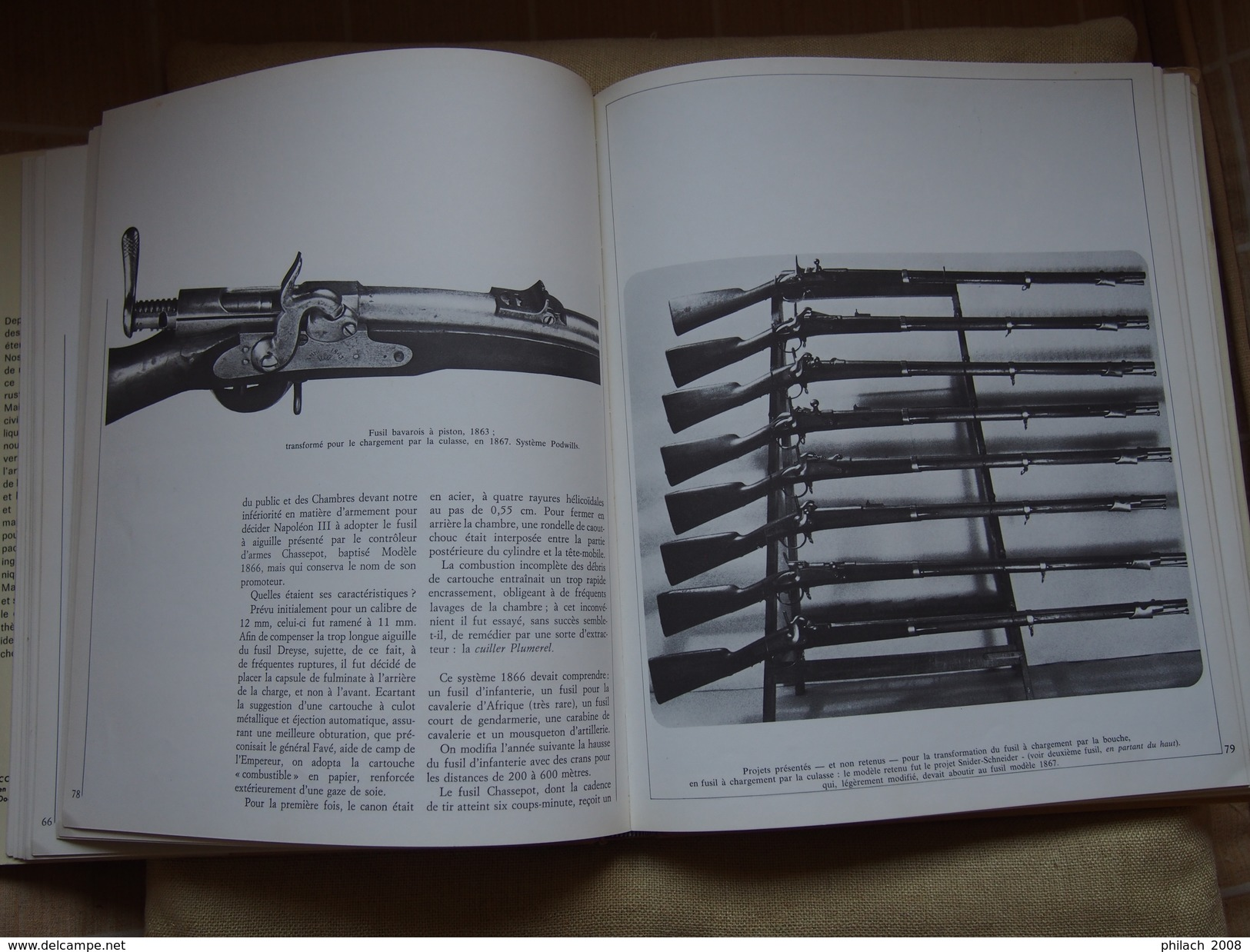 Les Armes A Feu - Books, Magazines  & Catalogs