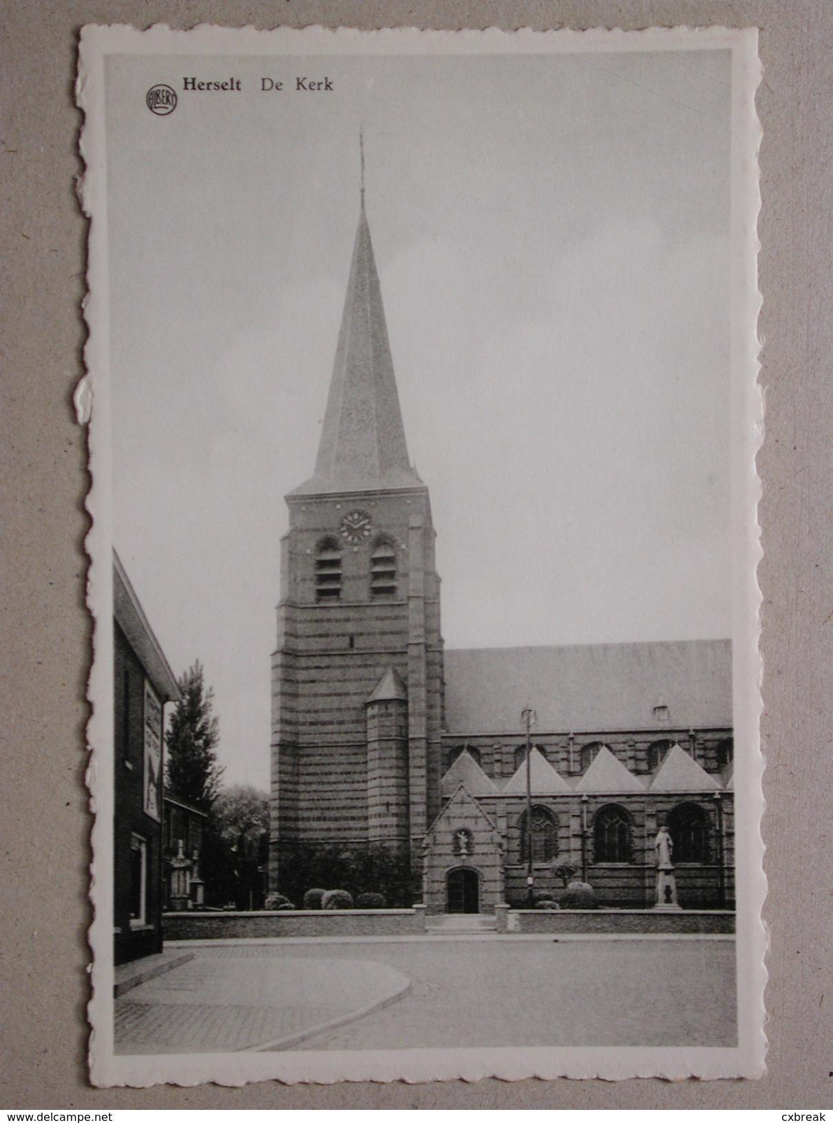 Herselt, De Kerk - Herselt