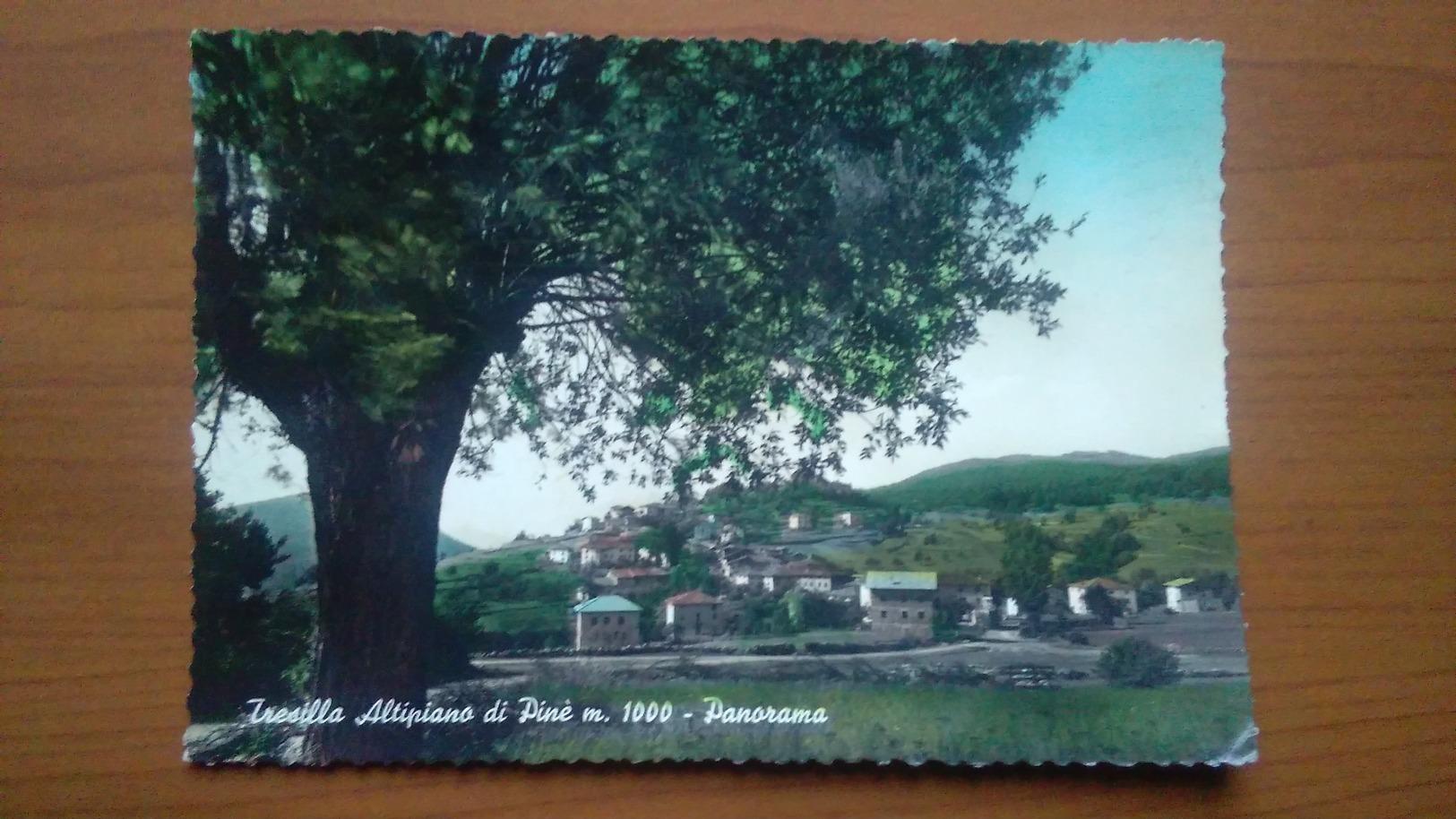 Tresilla Altipiano Di Pine' - Panorama - Trento