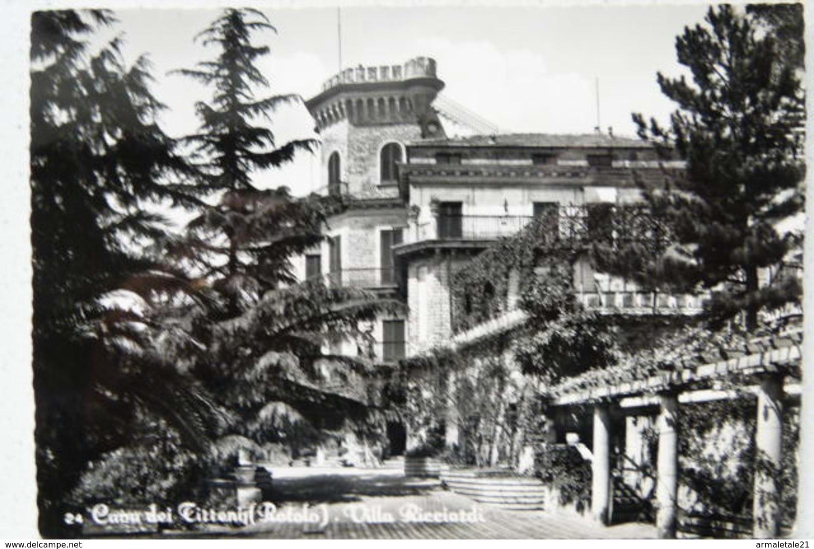 Fotografo Cava Dei Tirreni cava dei tirreni (rotolo) - villa ricciardi