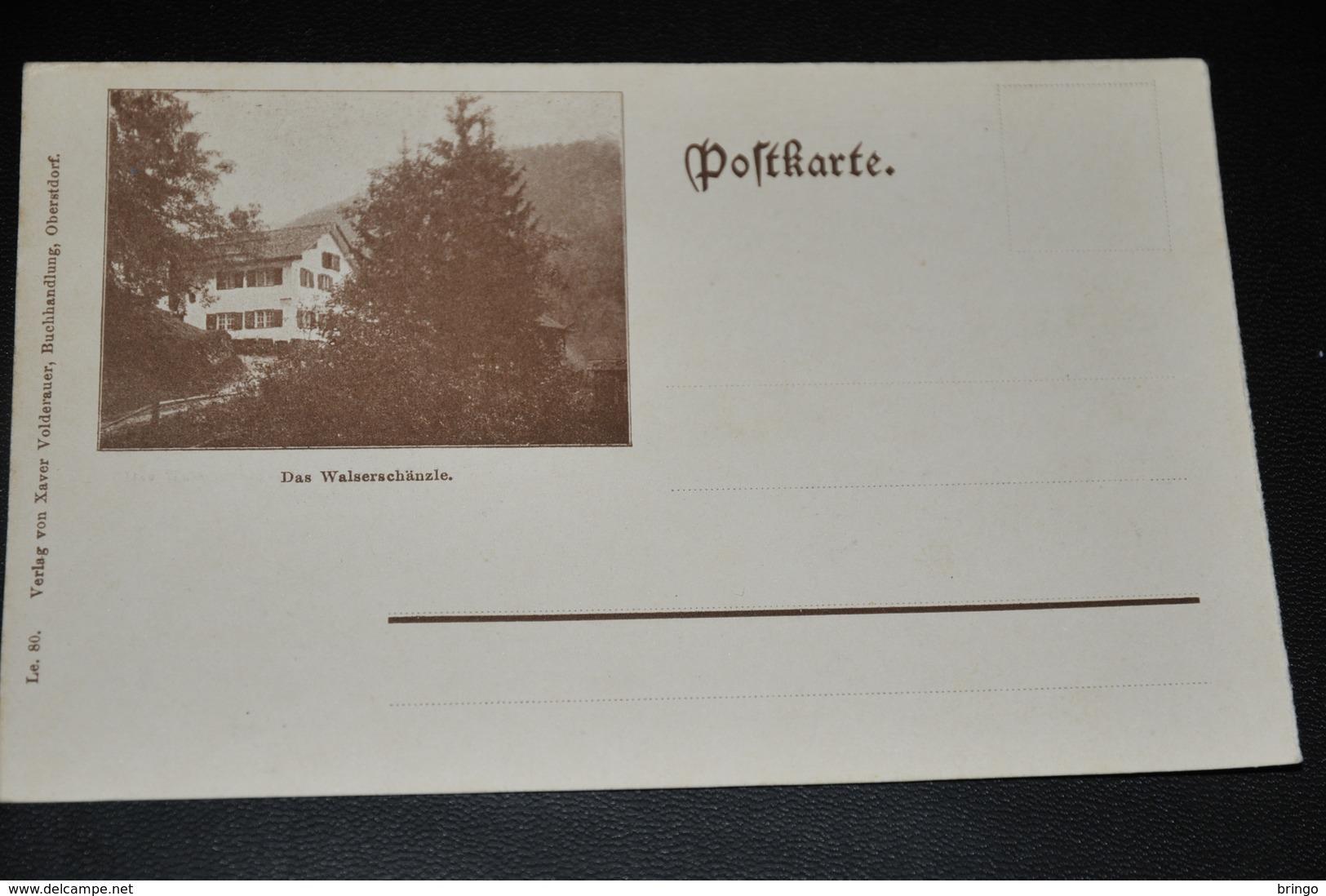 70- Rietzlern Im Kl. Walsertal - Schruns