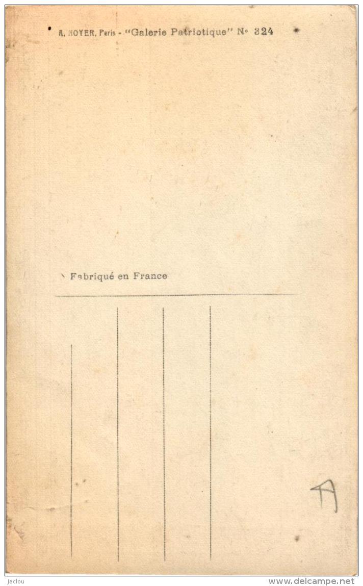 COLONEL DELPORT ,CREATEUR DU MERVEILLEUX 75   REF 50190 - Characters