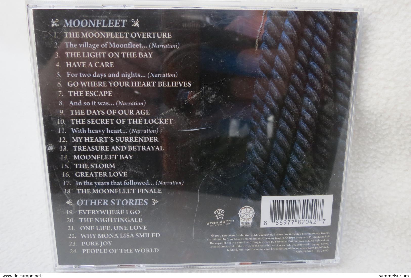 """CD """"Chris De Burgh"""" Moonfleet & Other Stories - Sonstige - Englische Musik"""