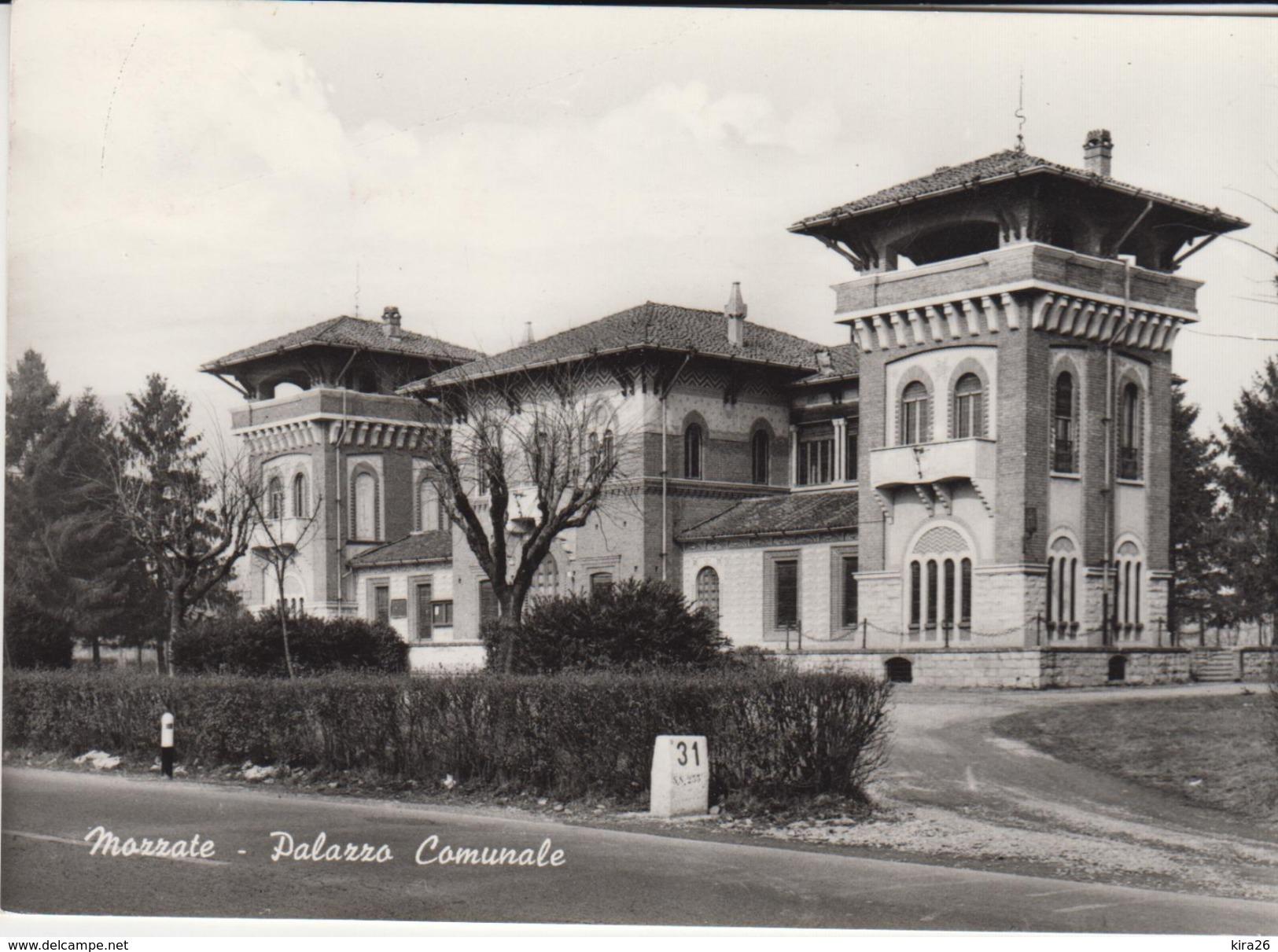 Mozzate Como Palazzo Comunale - Italy