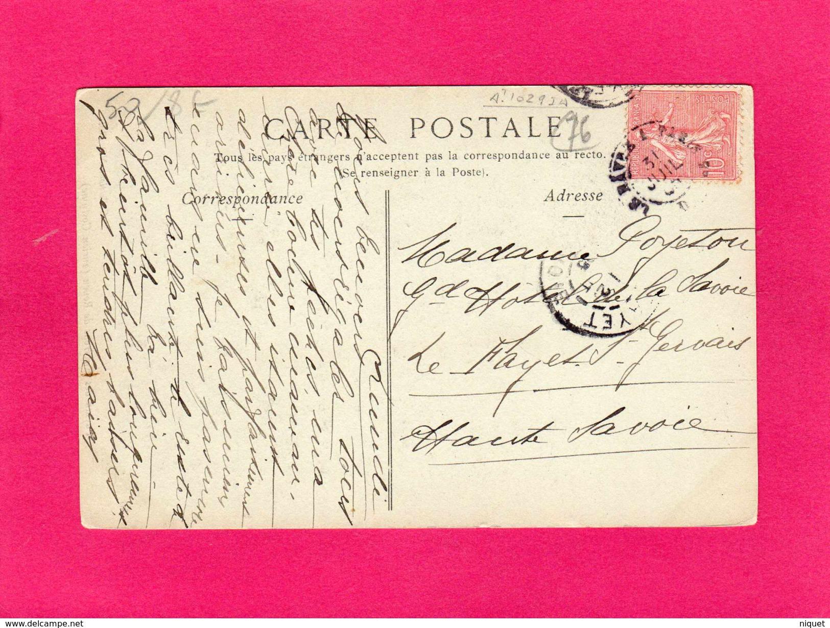 76 SEINE MARITIME, Paysan Des Environs De ROUEN, Ancien Costume, 1905, (ND Phot) - Europe