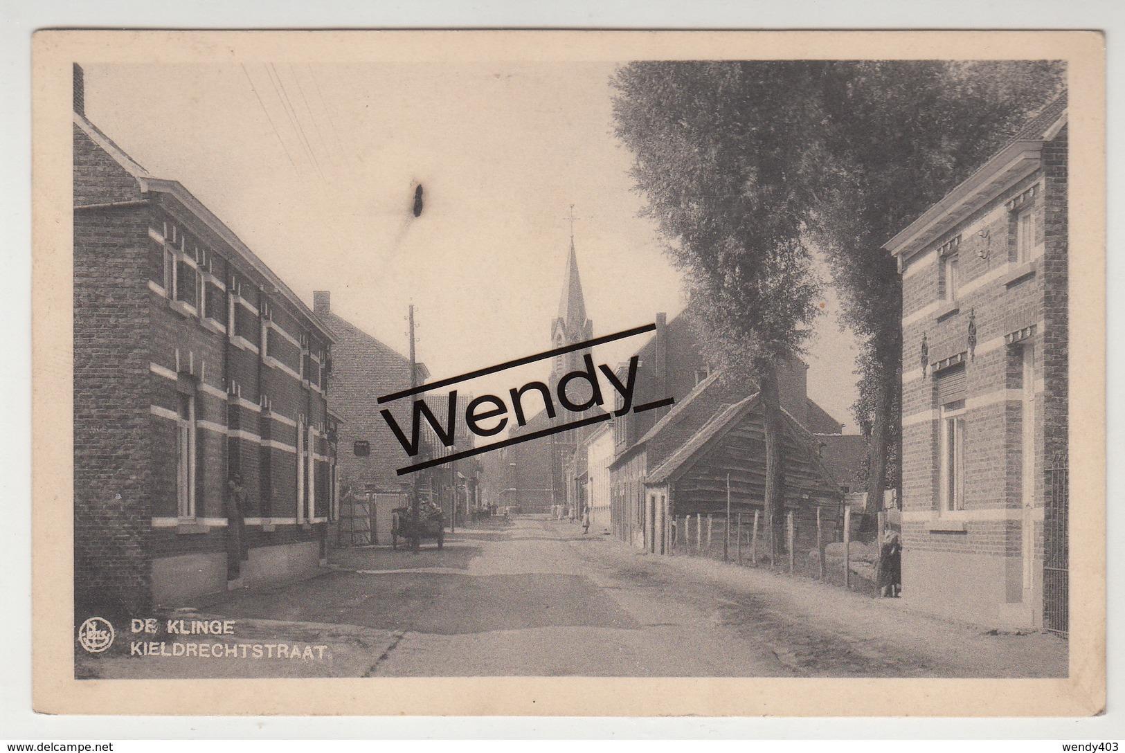 De Klinge (Kieldrechtstraat) - Sint-Gillis-Waas