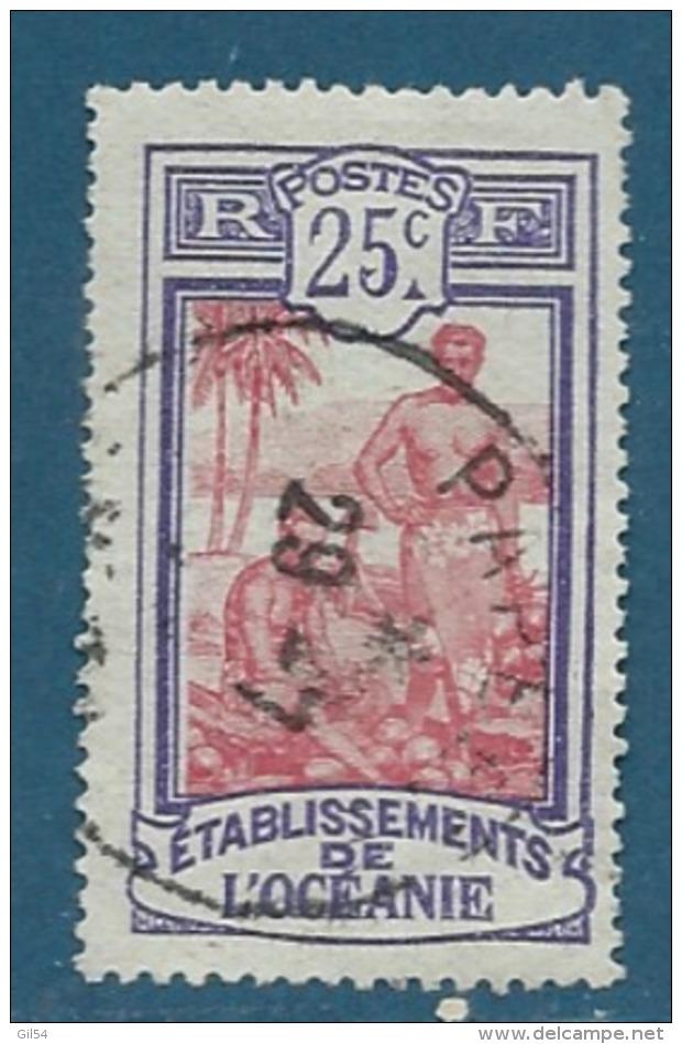 Océanie    - Yvert N°  51 Oblitéré   -     CW13621 - Oceania (1892-1958)