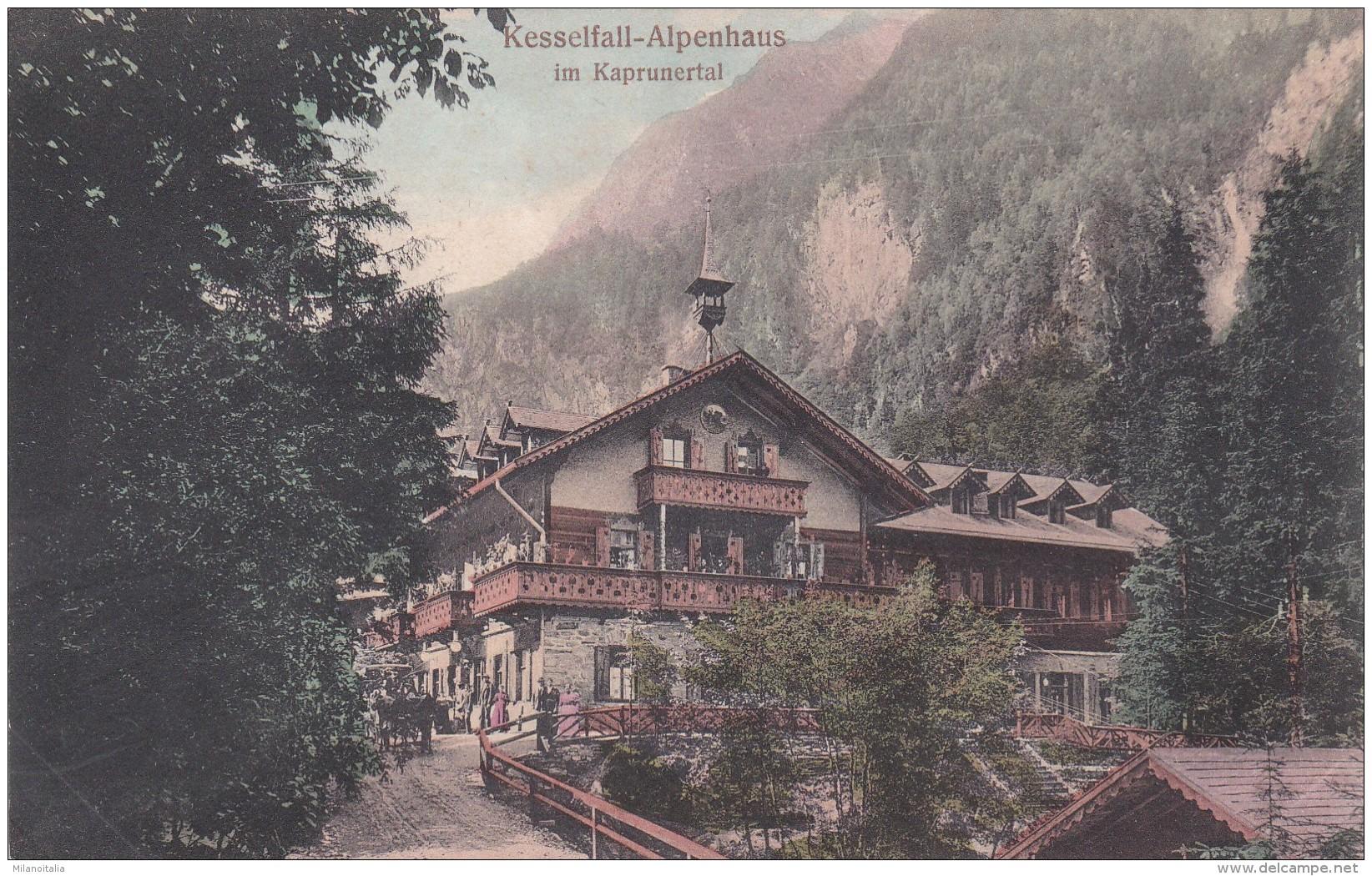 Kesselfall-Alpenhaus Im Kaprunertal (3120) - Kaprun