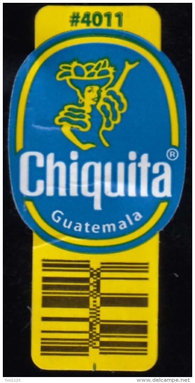 Fruits & Vegetables - Chiquita, Guatemala (FL4011-7) - Fruits & Vegetables