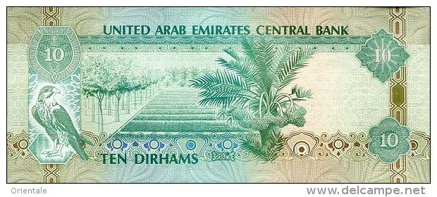 U.A.E. P. 27c 10 D 2013 UNC - Emirats Arabes Unis