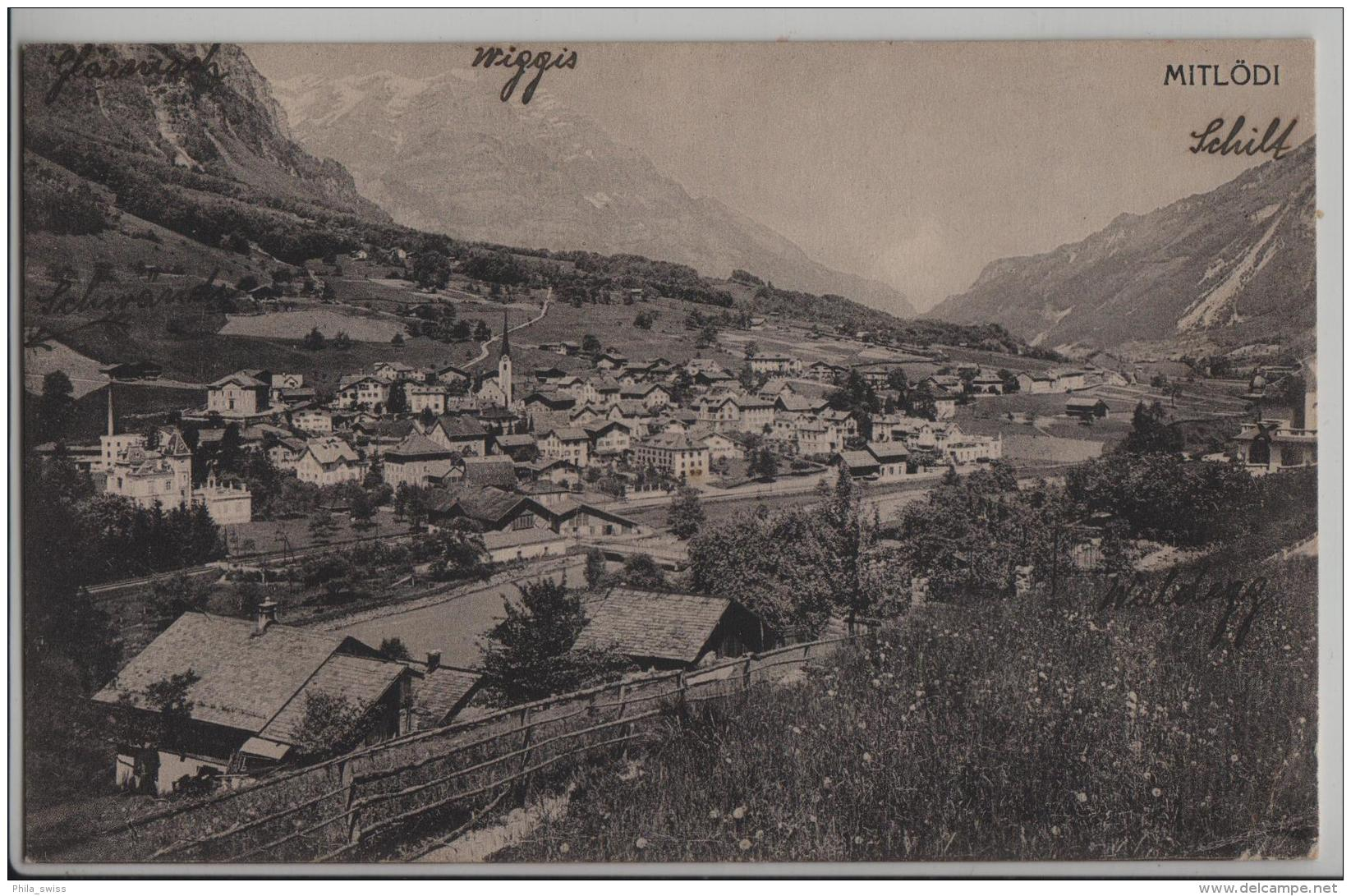 Mitlödi (Glarus) - GL Glaris