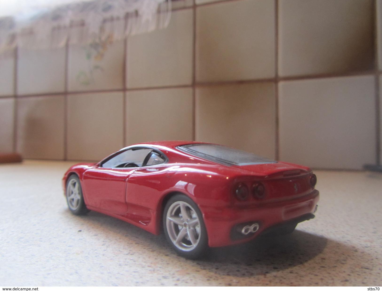 Ferrari 360 Modena, 1/43 (BB40) - Other