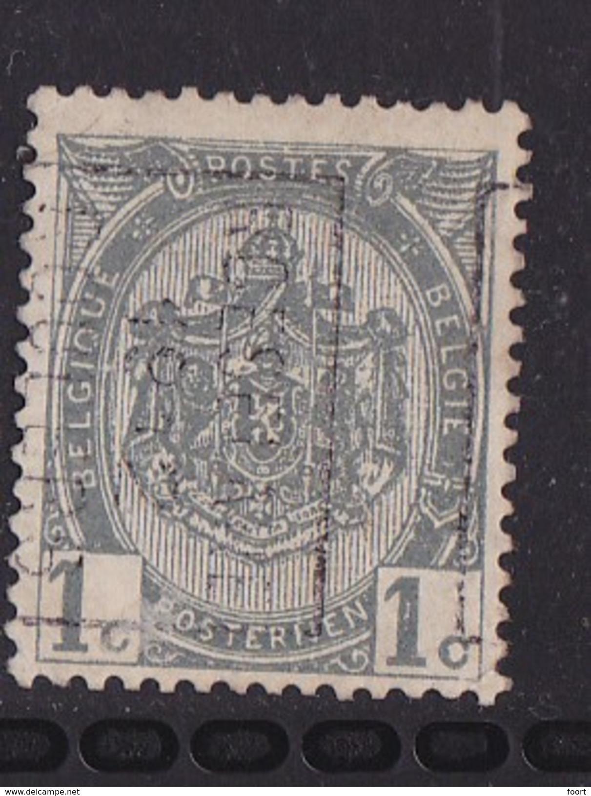 Roeselaere  1912  Nr. 1964Bzz - Precancels