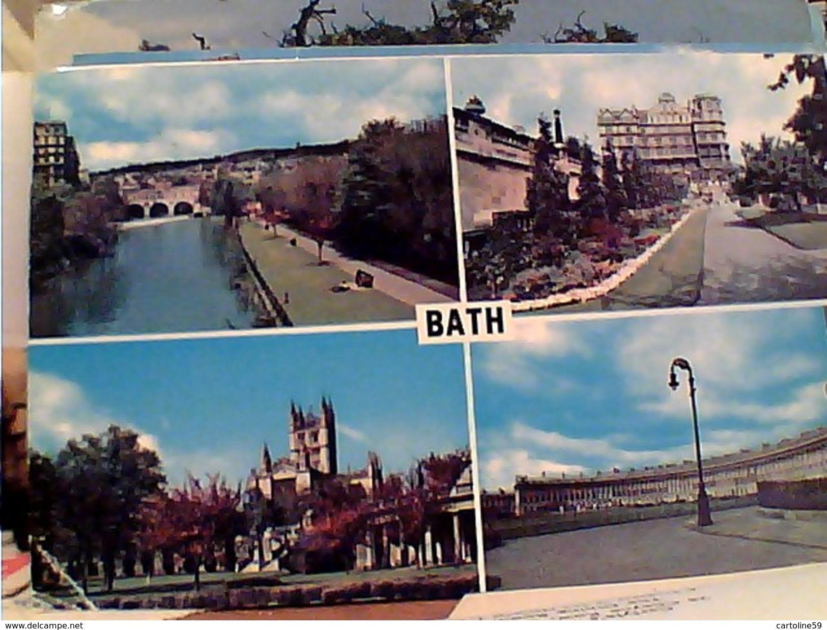 ENGLAND BATH  VUES  VB1974 FW9488 - Bath