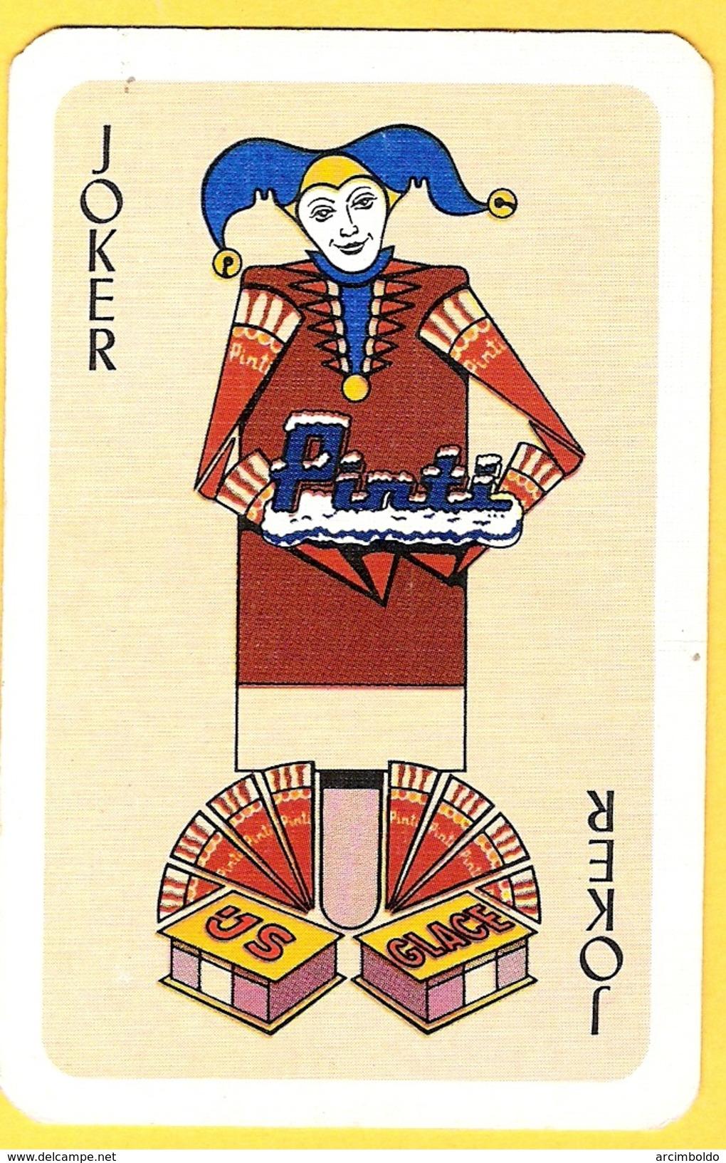 Joker Glace Ijs Icecream Pinti Beerse - Kartenspiele (traditionell)