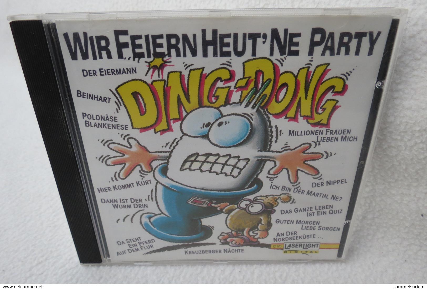 "CD ""Wir Feiern Heut´ Ne Party"" - Hit-Compilations"