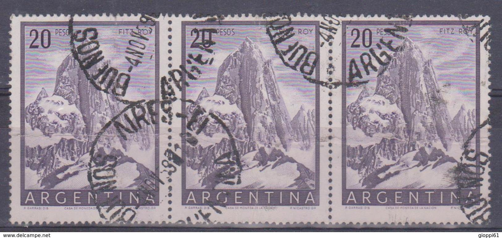 Argentina - Monte Fitz Roy - Argentina