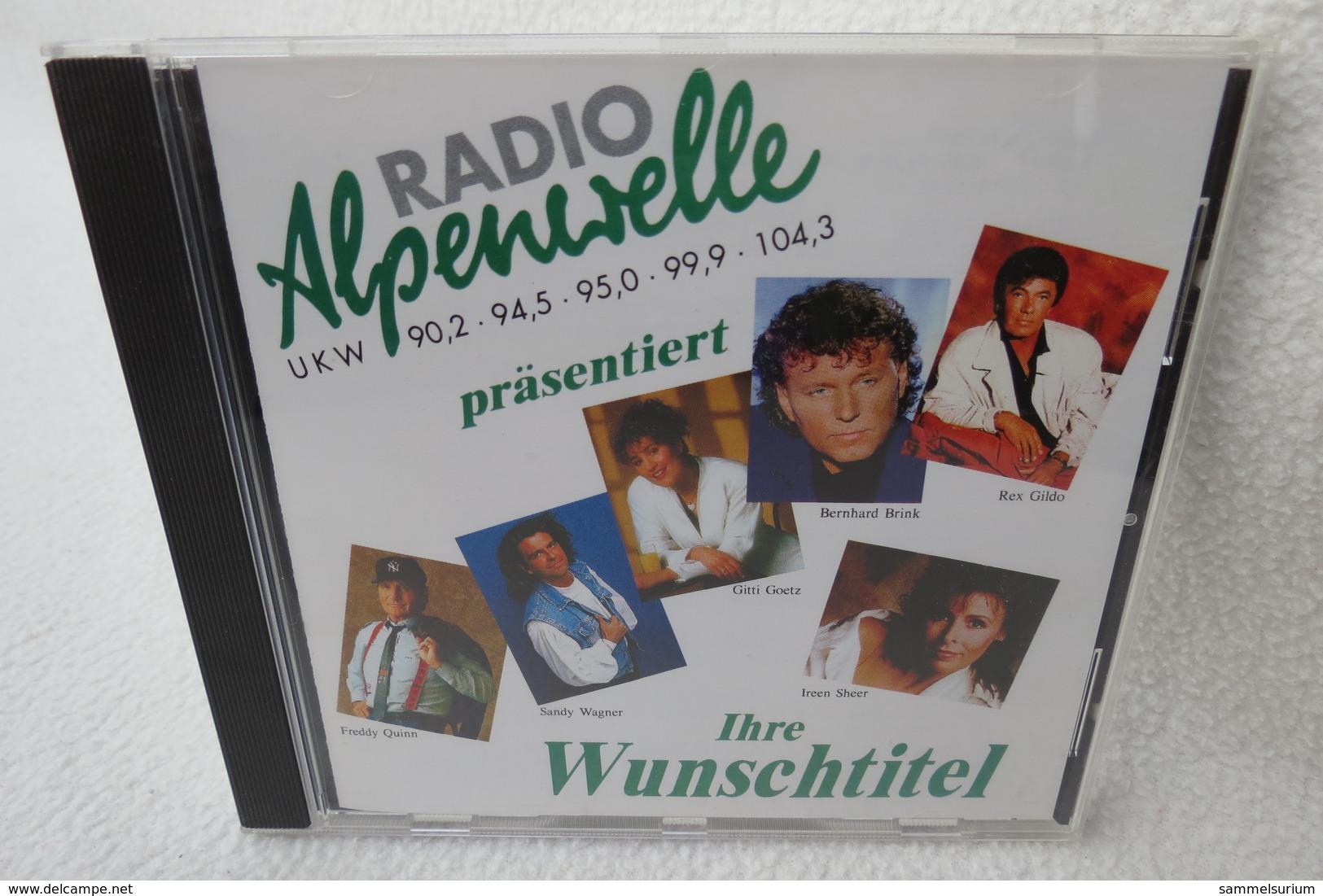 """CD """"Radio Alpenwelle"""" Präsentiert Ihre Wunschtitel - Musik & Instrumente"""