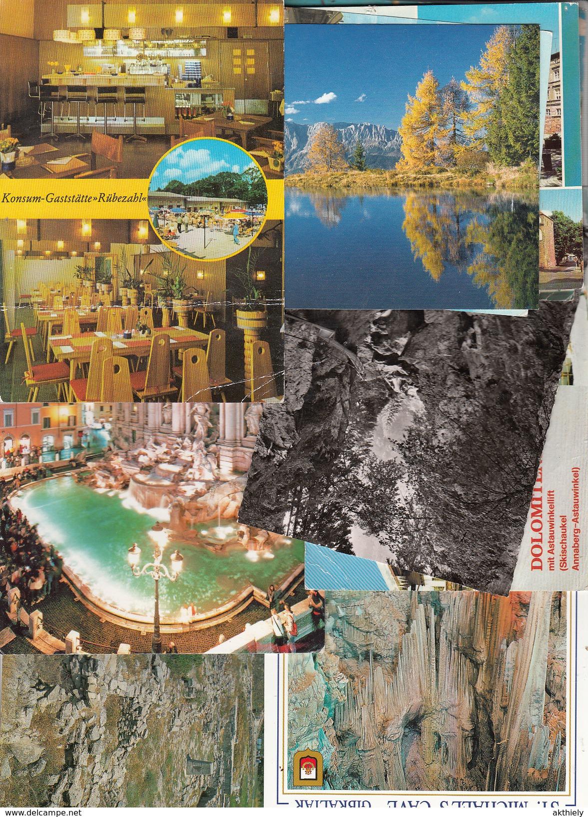 30 Stück Nr.16 - 5 - 99 Karten