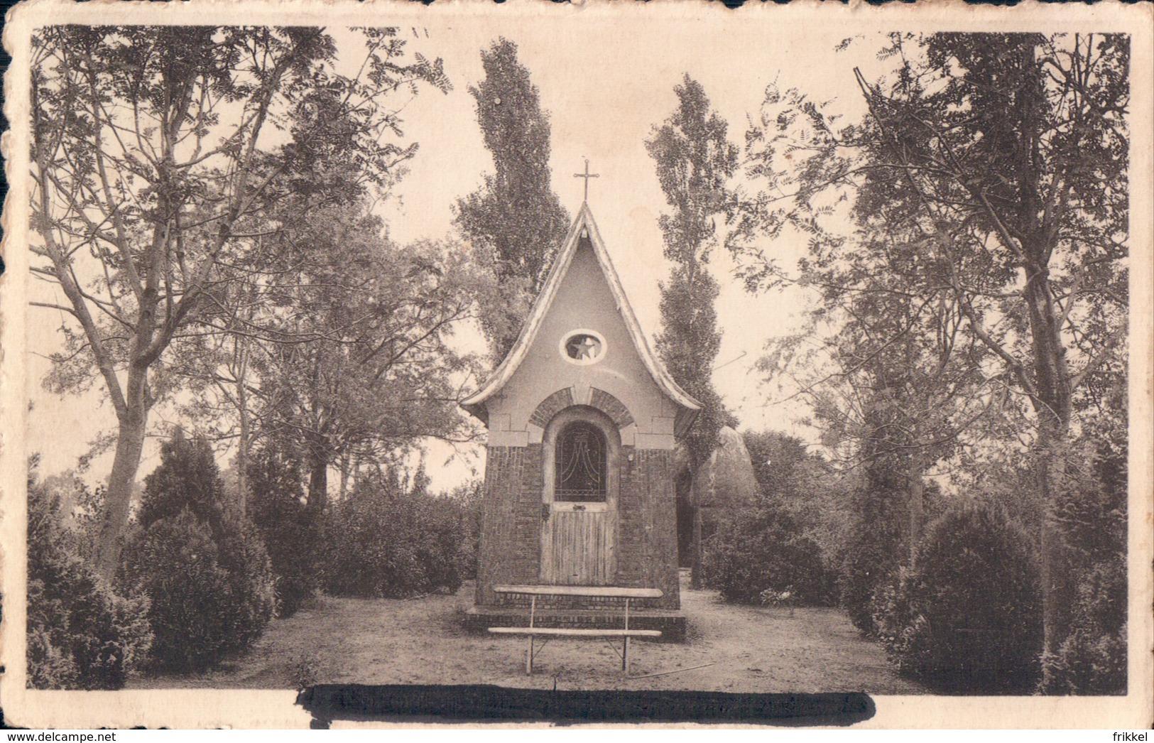 Rijkevorsel Kapel Van O.L.V. Van Lourdes - Rijkevorsel