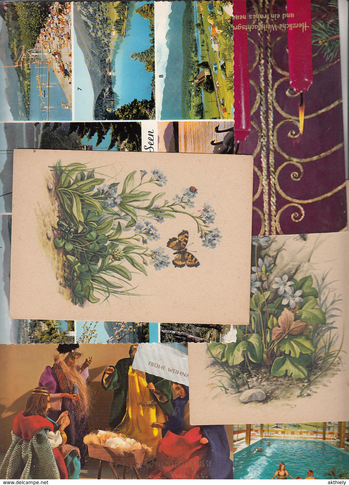 30 Stück Nr.20 - Ansichtskarten