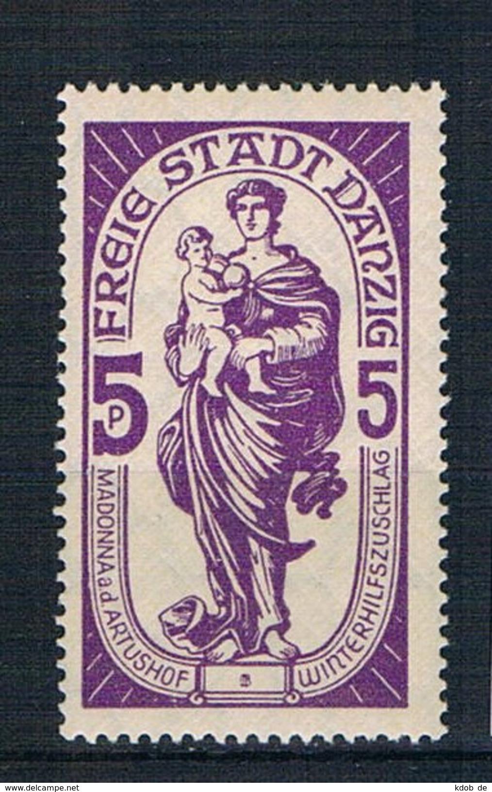 Danzig Michel Nr. 276 Postfrisch - Danzig