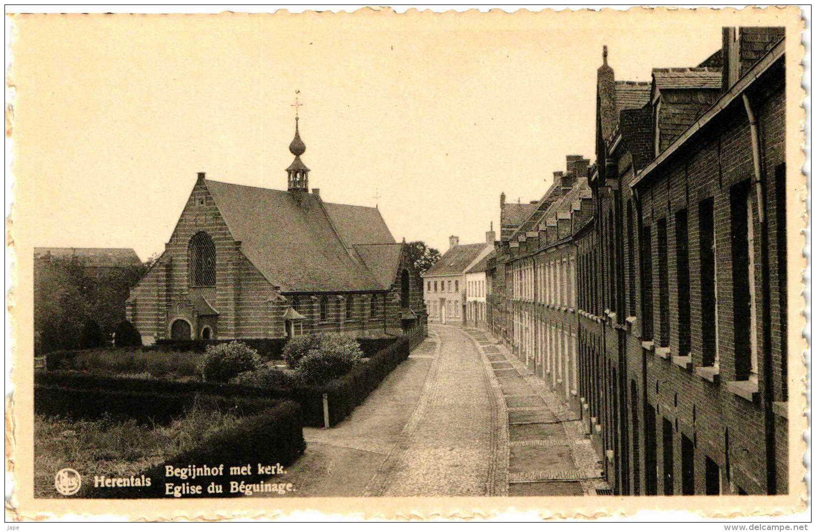 Herentals - Begijnhof - Herentals