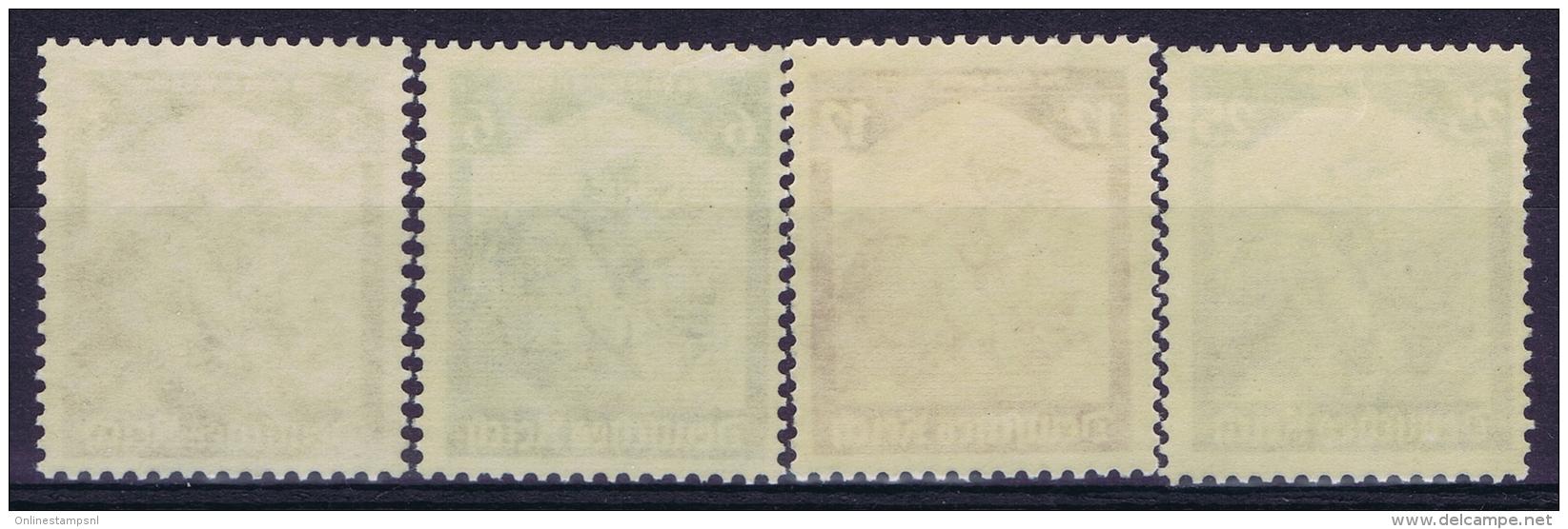 Deutsche Reich:  Mi Nr 565 - 568 MNH/**/postfrisch/neuf Sans Charniere 1935 Saarabstimmung - Deutschland