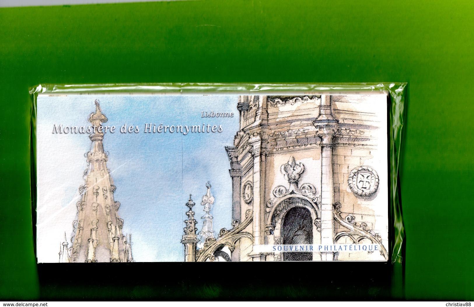Souvenir Philatélique N° 38 à 43 - LISBONNE (Six Souvenirs) - Neuf - Sous Blister - Blocs Souvenir