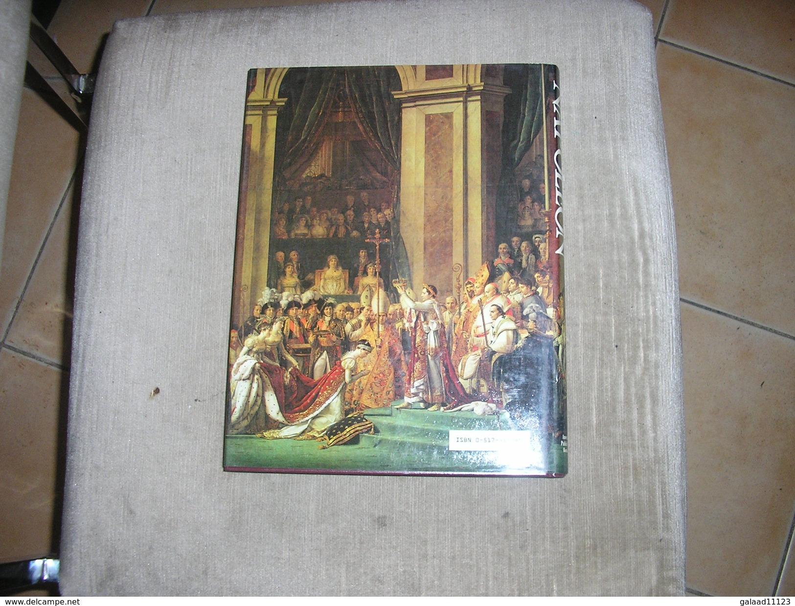The Horizon Book Of The Age Of Napoleon /J.C HEROLD - Histoire