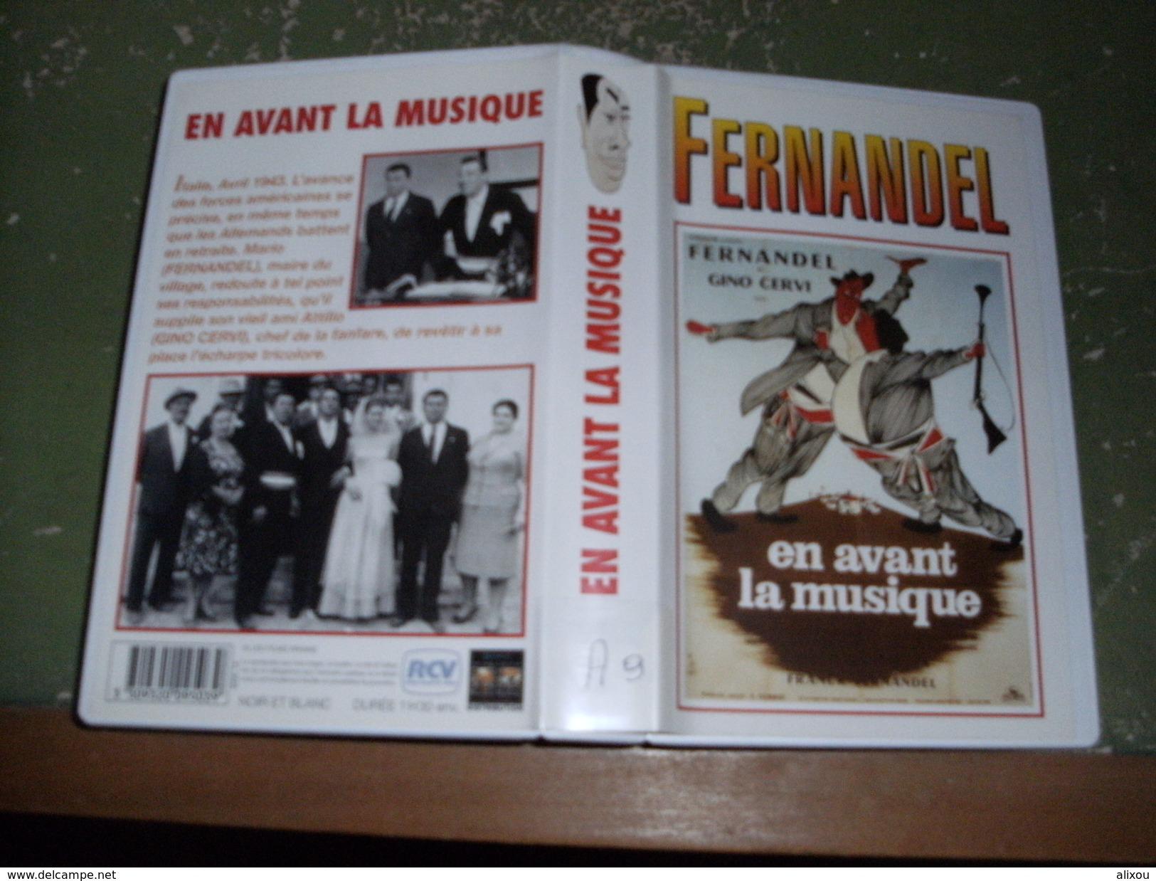 """Rare Film : """"  En Avant La Musique  """" - Comedy"""