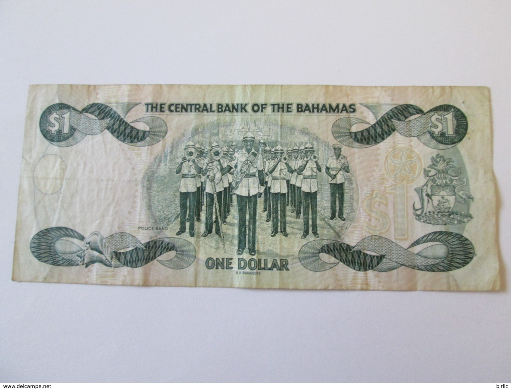 Bahamas 1 Dollar 1996 - Bahamas