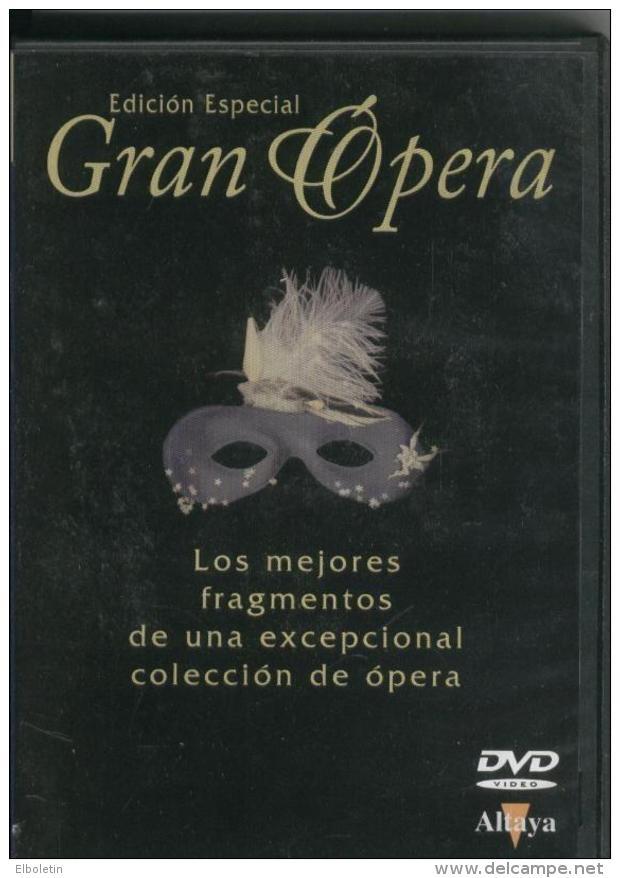 DVD: Gran Opera - Otros