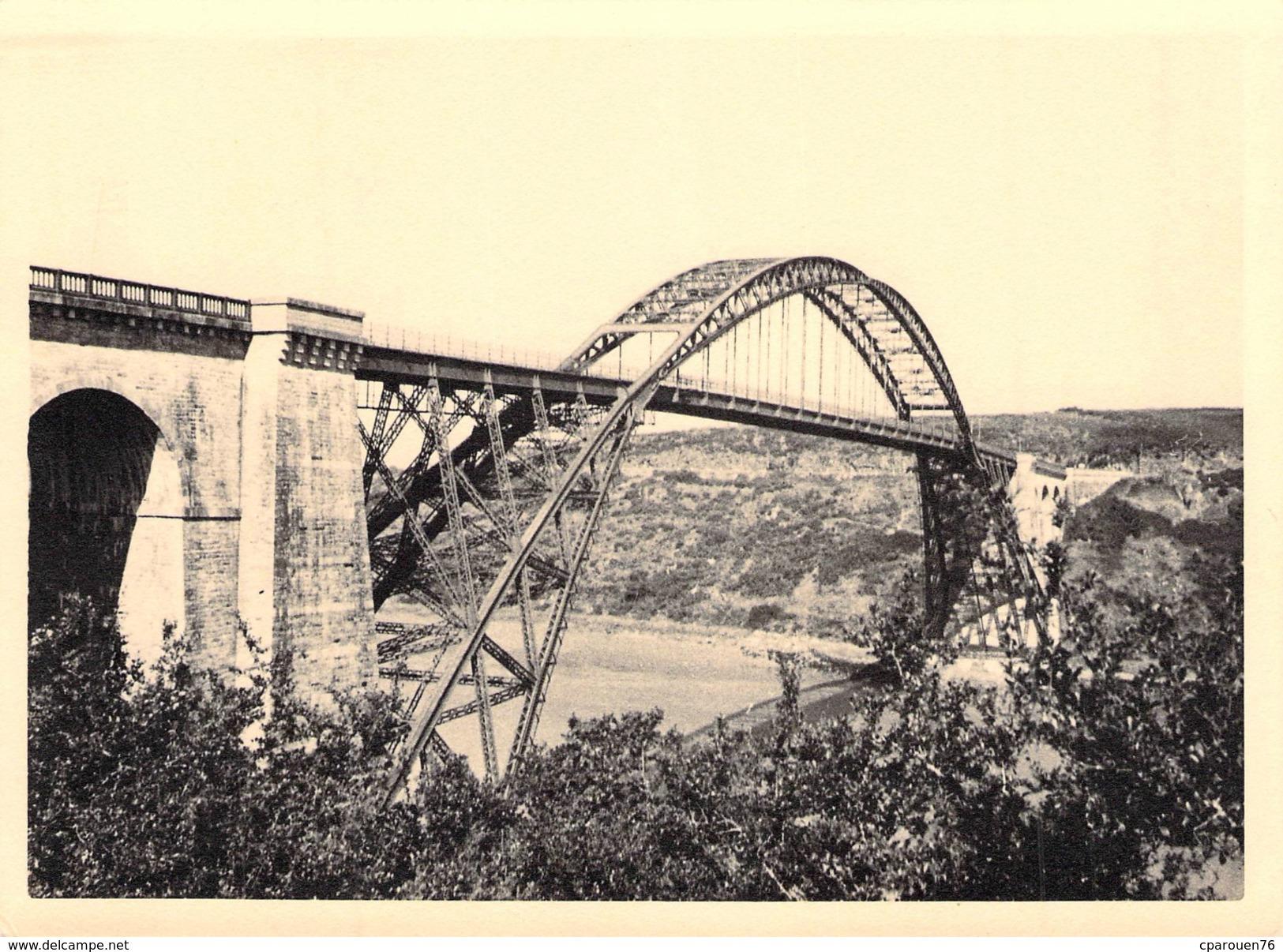 Paysage Photo D'art Ancienne  Pont Viaduc La Roche Bernard - Luoghi