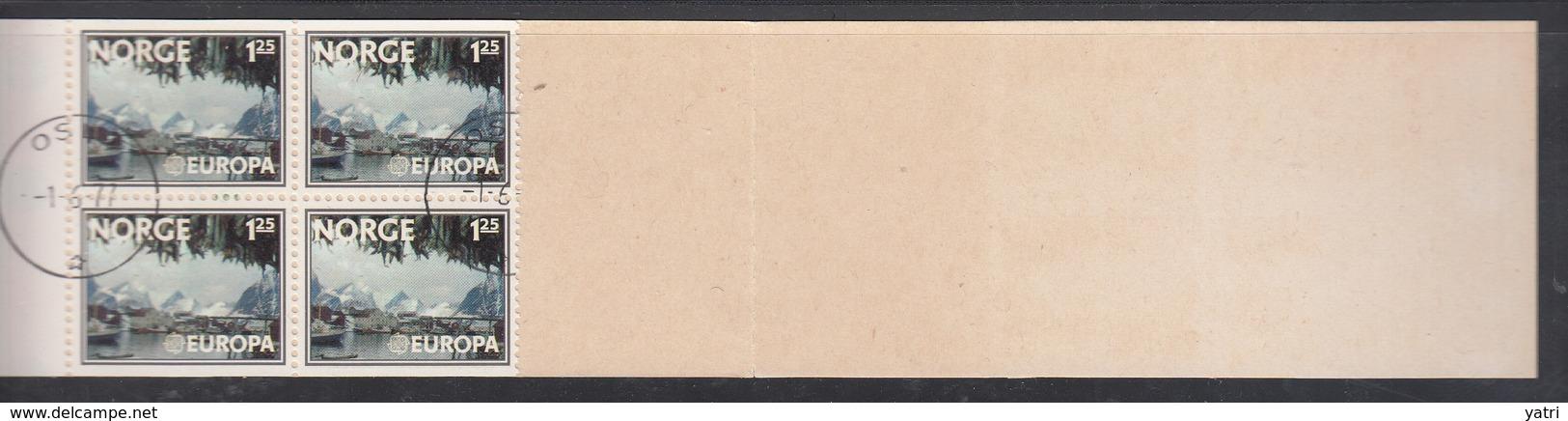 Norvegia - 1977 EUROPA Cept Kr 1,25 (o) - 1977