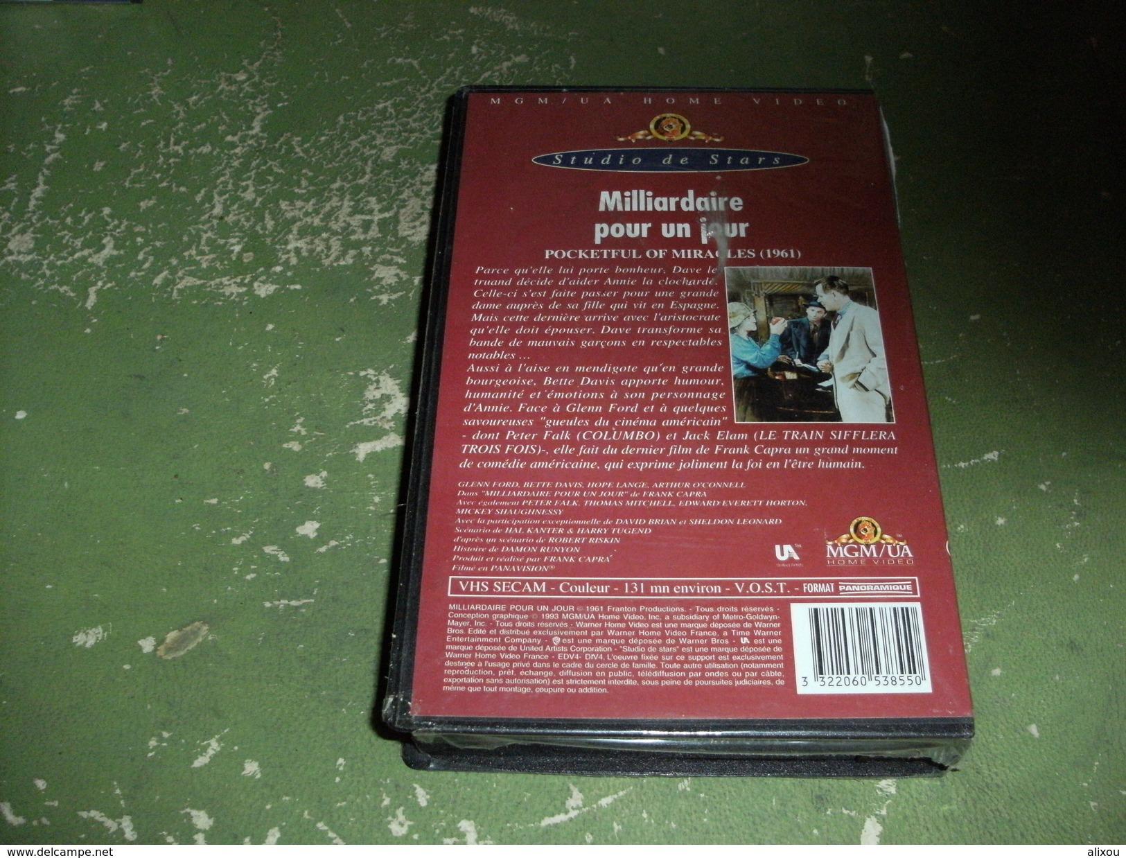 "Rare Film : "" Milliardaire Pour Un Jour "" - Comedy"